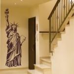 Szablon dekoracyjny Statua Wolności S14