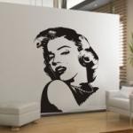 Szablon do dekoracji Marilyn Monroe S14