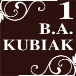 Tabliczka samoprzylepna na drzwi z numerem i nazwiskiem T4