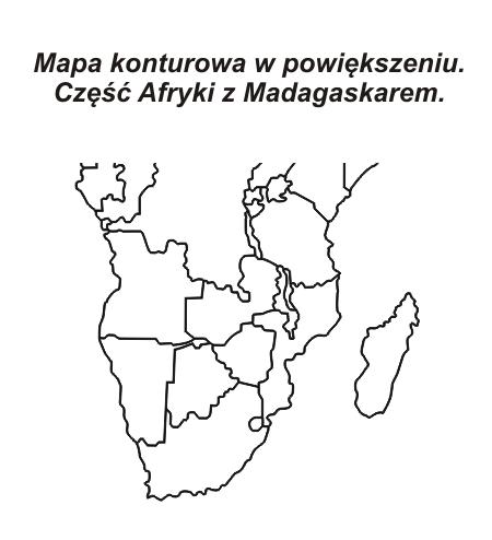 Naklejka welurowa kontury mapy świata czarna