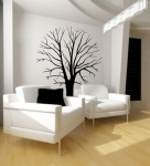 Szablon malarski Drzewo S16