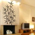 Naklejki dekoracyjne Bambusy M16