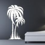 Szablon do malowania drzewo Palmy S26