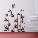 Naklejki do dekoracji Bambusy M12