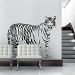 Szablon do pomalowania Tygrys S9