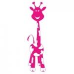 Szablon do malowania Żyrafa S8