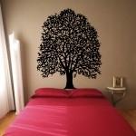 Naklejka dekoracyjna Drzewo dębu M10